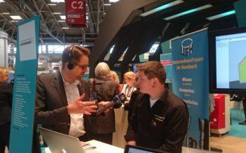 Interview mit dem Bayrischen Rundfunk