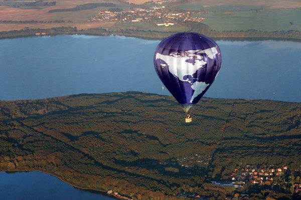 Erlebnispaket Ballonfahren von Jochen Schweizer