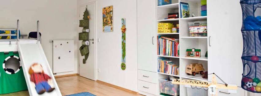 Tipps für die Planung von Möbeln im Kinderzimmer