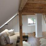 Dachbodenausbau mit Schränken nach Maß